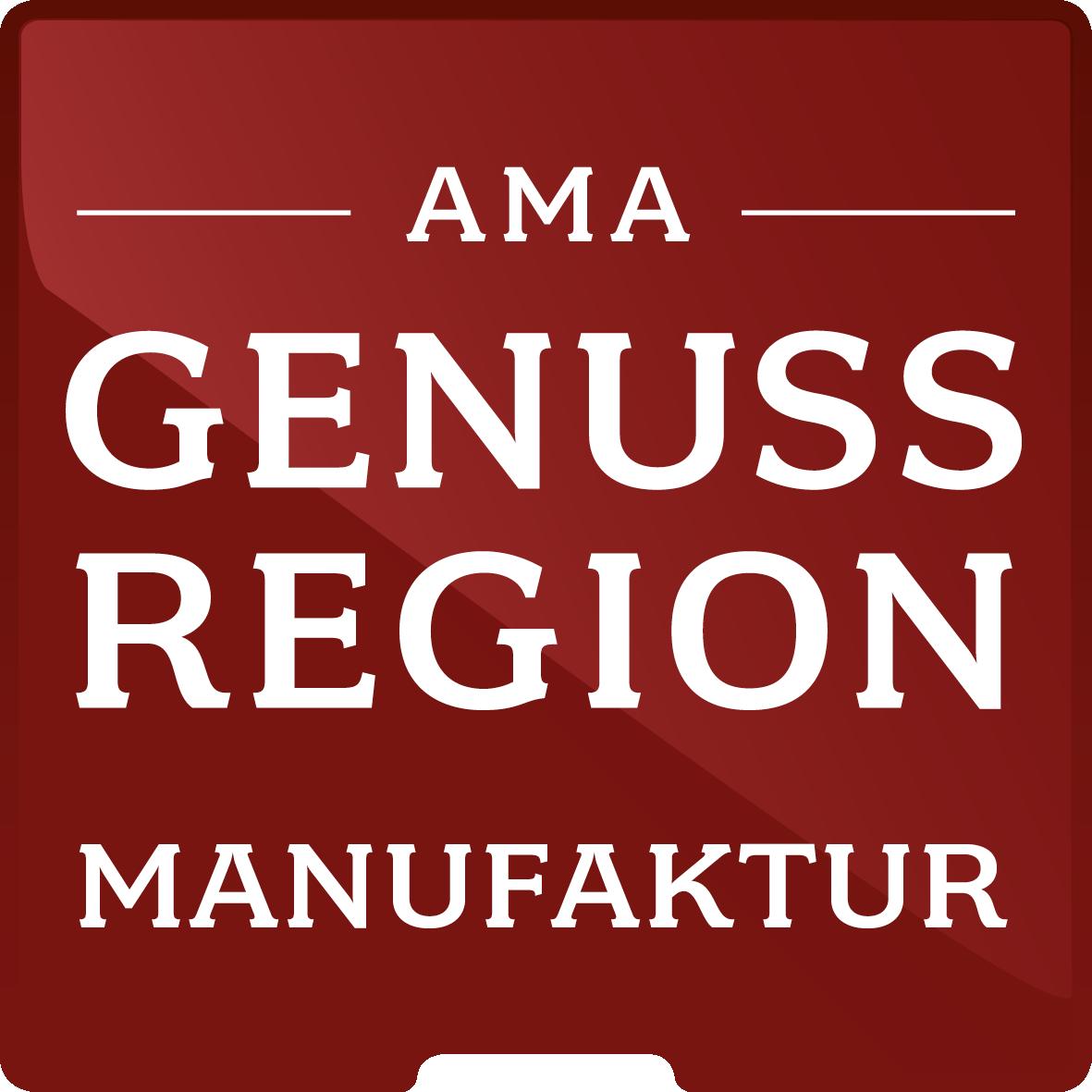 AMA Genussregion Logo