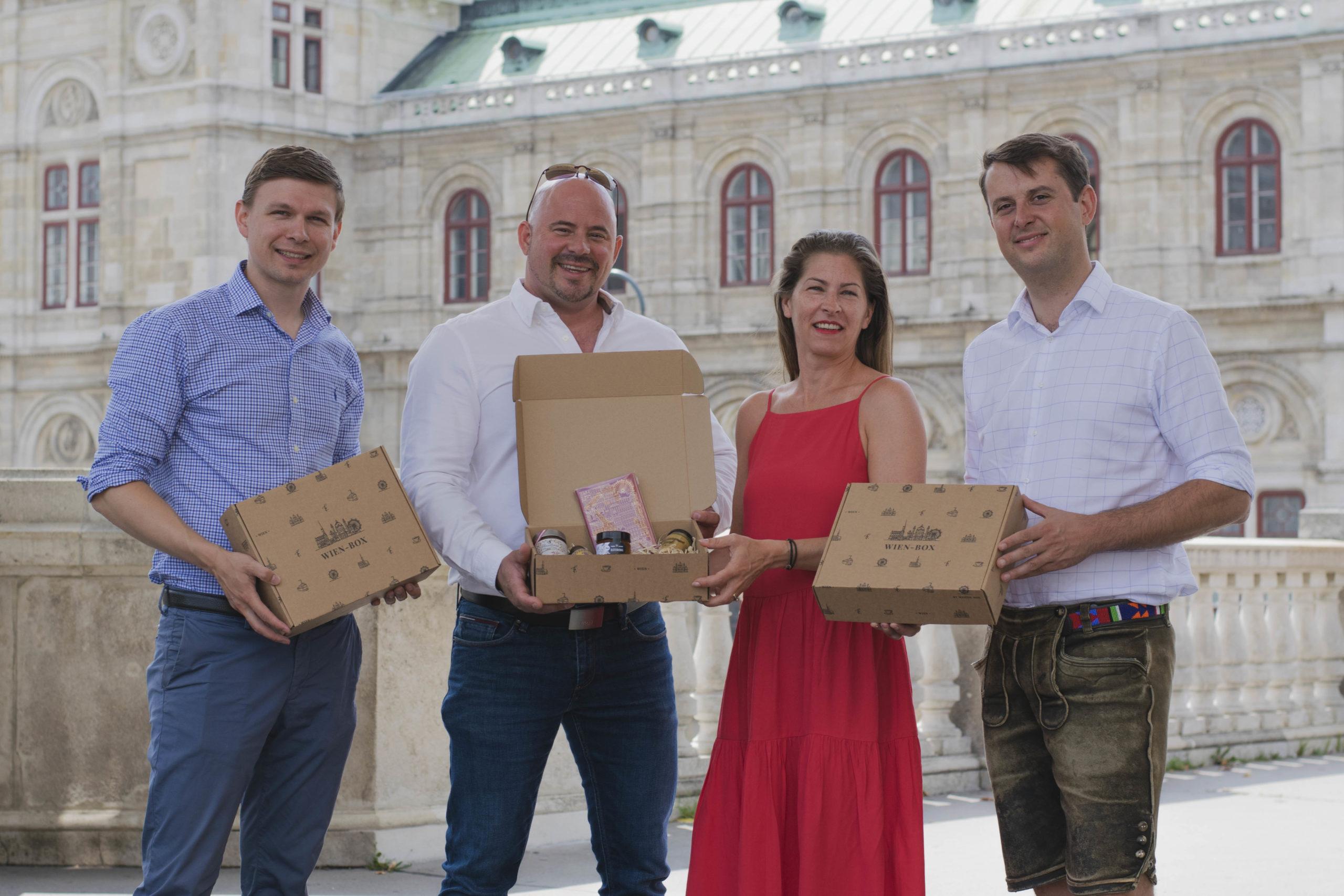 Wien Box Team