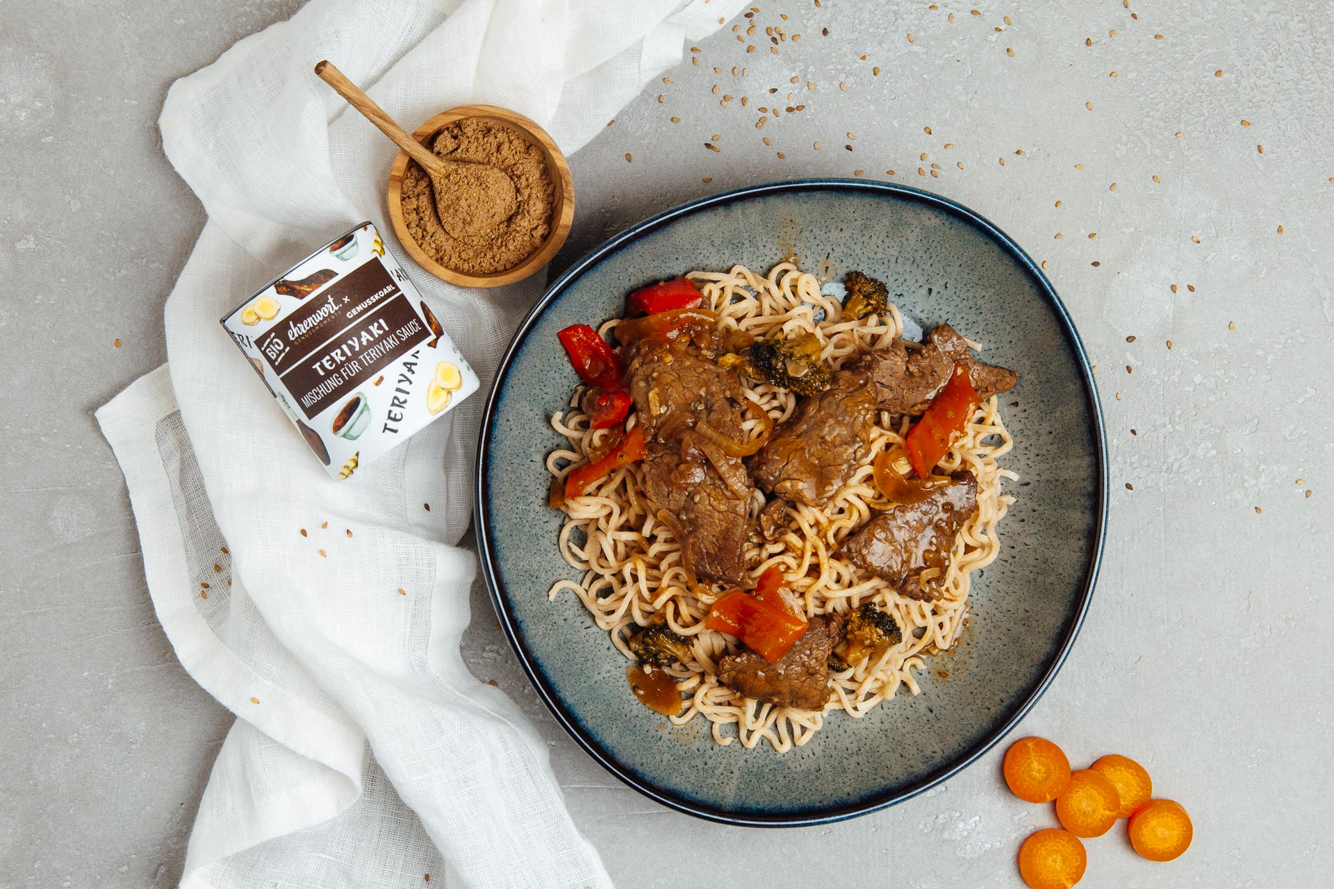 Chicken Teriyaki aus Österreich schnelle Küche